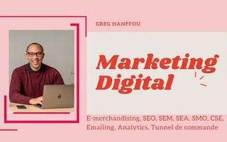 Le Marketing Digital: Augmenter vos ventes et vos visiteurs