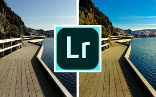 Lightroom CC pour la retouche photo