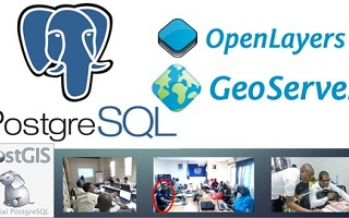 Web Mapping Open Source : PostGIS, GeoServer et OpenLayers