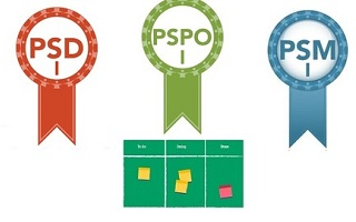 Vers les certifications Scrum master, PO & Scrum developer™