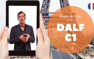 French course advanced DALF C1 CEFRL official certificate