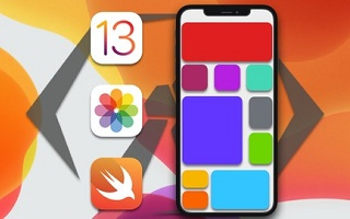 iOS 13 et Swift: PhotoKit et le CompositionalLayout