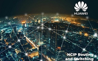 HCIP Routing & Switching IERS V2.5 Course