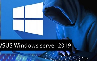 WSUS Windows Server Update Services patch vulnerabilité