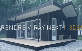 Apprendre V-Ray Next pour 3ds Max 3ds Max