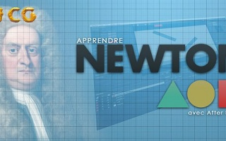 Apprendre Newton 2 pour After Effects After Effects