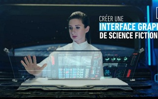 Créer une interface graphique de science fiction After Effects