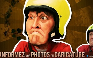 Transformez vos photos en caricature et donnez leurs un look cartoon Affinity Photo