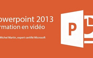 Formation Powerpoint 2013 PowerPoint