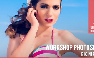 Workshop Photoshop et Lightroom - Bikini project ! Photoshop