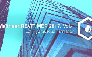 Maitriser REVIT MEP - Vol 4 - Lot Hydraulique - initiation Revit