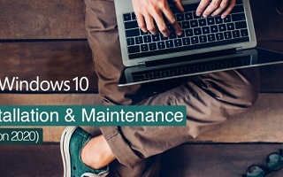 Windows 10 - Installation et maintenance - Version 2020 Windows