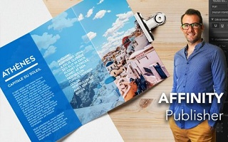 AFFINITY Publisher - Initiation - Outils + Ateliers créas Affinity Publisher