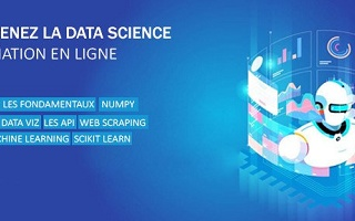 Apprendre la data science par la pratique avec Python ! Data Science